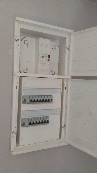 Réalisations électrique - FDL Services | Notre entreprise polyvalente, spécialiste en électricité générale près de Dreux